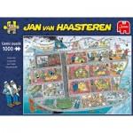 Puzzle  Jumbo-20021 Jan Van Haasteren - La Croisière