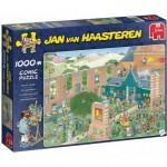Puzzle  Jumbo-20022 Jan van Haasteren - The Art Market