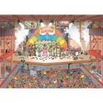 Puzzle  Jumbo-20025 Jan Van Haasteren - Concours de Chant