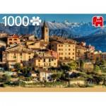 Puzzle   Alpes - Côte d'Azur