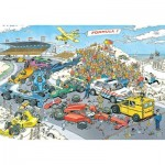 Puzzle   Jan Van Haasteren - Formule 1