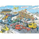 Puzzle   Jan van Haasteren - Grand Prix