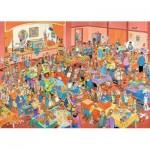 Puzzle   Jan Van Haasteren - La Foire de la Magie