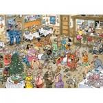 Puzzle   Jan van Haasteren - New Year Celebtration!