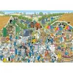 Puzzle   Jan van Haasteren - The Winery