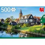Puzzle   Marken, Pays-Bas
