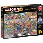 Puzzle   Wasgij Original 34