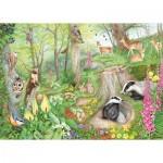 Puzzle   Woodland Wildlife