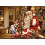 Puzzle   Christmas Santa List