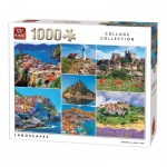 Puzzle   Collage - Landscapes