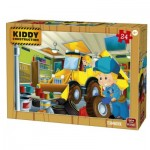 Puzzle   Kiddy Construction - Teamwork