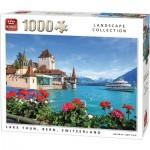 Puzzle   Lake Thun, Bern, Switzerland