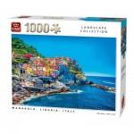 Puzzle   Manarola Italy