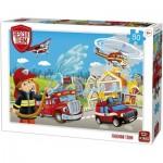 Puzzle   Rescue Team - Fireman Team