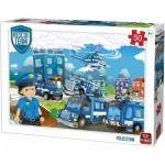 Puzzle   Rescue Team - Police Team