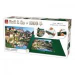 Puzzle   Roll & Go - Semur-en-Auxois, France