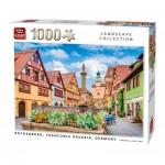 Puzzle   Rothenburg Allemagne