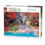 Puzzle   Tat Kuang Si Waterfalls Laos
