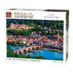 Puzzle   View of Heidelberg Germany
