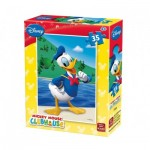 Puzzle  King-Puzzle-05166-B Disney - Club House