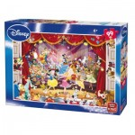 Puzzle  King-Puzzle-05178-B Disney Theatre