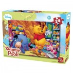 Puzzle  King-Puzzle-05244-A Winnie l'Ourson