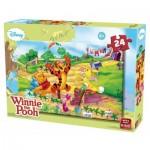 Puzzle  King-Puzzle-05244B Winnie l'Ourson