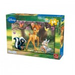 Puzzle  King-Puzzle-05256-A Bambi