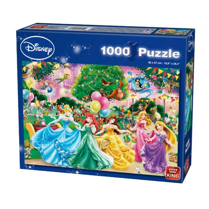 Disney Princesses - Feux d'Artifice