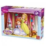 Puzzle  King-Puzzle-05281-A Princesse Sofia
