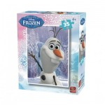 Puzzle  King-Puzzle-05304-C Disney - La Reine des Neiges