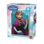 Puzzle  King-Puzzle-05304-E Disney - La Reine des Neiges