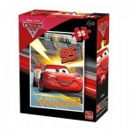 Puzzle  King-Puzzle-05309-A Cars 3