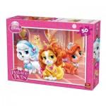 Puzzle  King-Puzzle-05314-B Disney Princess - Palace Pets