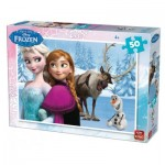 Puzzle  King-Puzzle-05315-A La Reine des Neiges