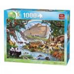 Puzzle  King-Puzzle-05330 Arche de Noë