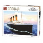 Puzzle  King-Puzzle-05621 Titanic