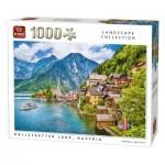 Puzzle  King-Puzzle-05650 Hallstatt, Autriche