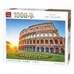 Puzzle  King-Puzzle-05655 Colisée, Rome