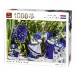 Puzzle  King-Puzzle-05676 Souvenir de Hollande