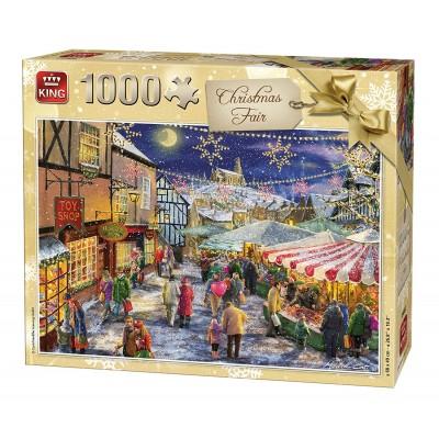 Puzzle King-Puzzle-05682 Christmas Fair