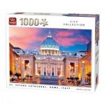 Puzzle  King-Puzzle-05706 Cathédrale Saint-Pierre Italie
