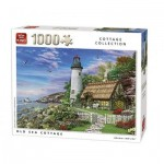 Puzzle  King-Puzzle-05717 Old Sea Cottage