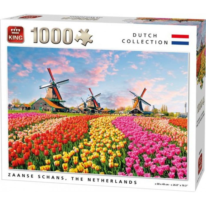 Zaanse Schans The Nederlands