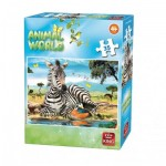 Puzzle  King-Puzzle-05774-A Animal World