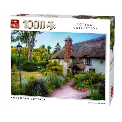 Puzzle King-Puzzle-05812 Cotswold Cottage