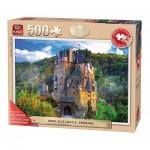 Puzzle  King-Puzzle-55844 Pièces XXL - Burg Eltz Castle