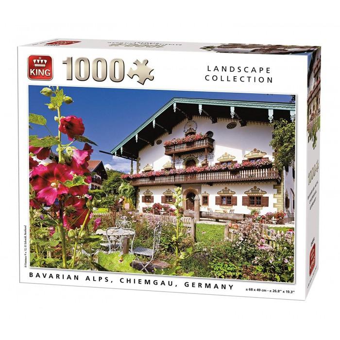 Bavarian Alps Chiemgau