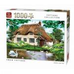 Puzzle  King-Puzzle-55861 Swan Cottage