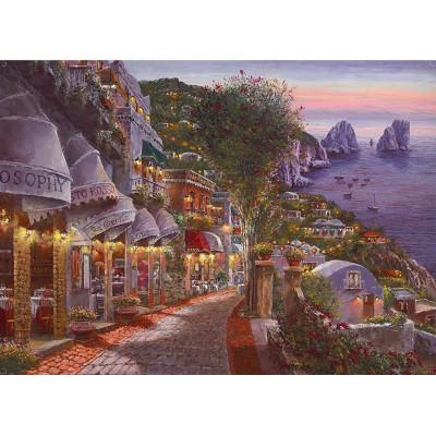 Puzzle King-Puzzle-55863 Evening Capri